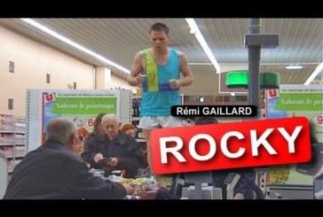 A legjobb Rocky  (Remi Gallard)