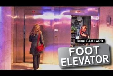 A pasi aki a liftben él…