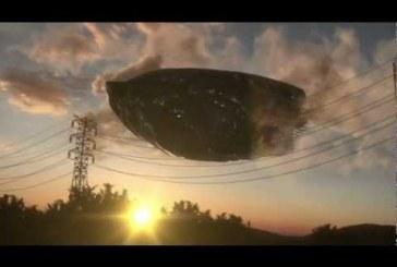 UFO Santa Clarita felett…