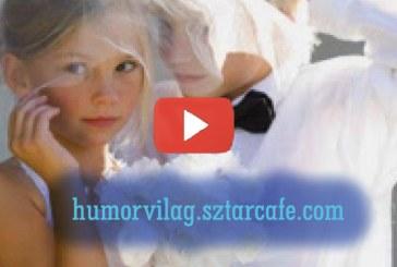 Gyerekek véleménye a házasságról – Imádni valóak, hallgasd meg!