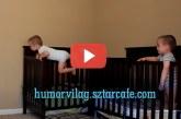 Mikor két igazi szökevény kisfiú akcióba lendül – nagyon aranyosak