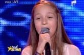 Hallgasd meg meg a kislányt mennyire meghatóan adja elő Célien Dion számát: My Heart Will Go On