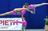 Lélegzetelállító akrobatikus produkció a világbajnok orosz triótól – Ezt látnod kell