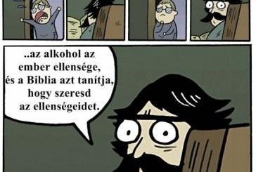 Apa Te miért szereted az alkoholt?