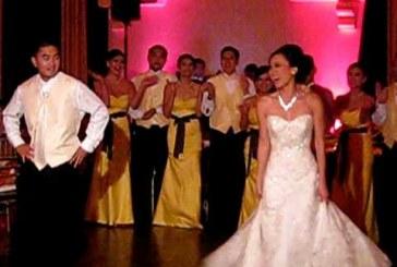 Meglepetés esküvői tánc!!