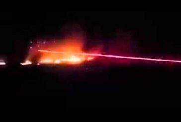 Orosz csodafegyver első bevetése az Isis ellen Syriában