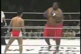 300 kiló vs 75 kiló