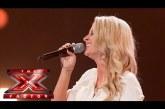 A színpadra lépett és elámította gyönyörű hangjával a zsűrit! Legszebb a capella előadás az X-Factorban!