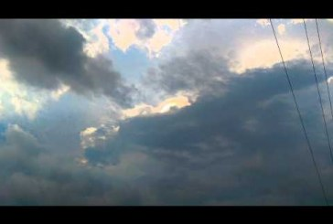 Elképesztő égi jelenség! Bizonyíték a földön túli életre vagy időjárási anomália!?