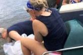 Vízibiciklin kérte meg a lány kezét, csúnyán elbénázta a dolgot