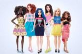 Új Barbie-k a piacon: valós testalkatú és színes bőrű babákat is találhatsz a polcokon! – Képek