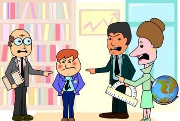 Tanár vs diák