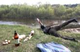 Megéri megnézni a legnagyobb részeg bakikat! – Videó