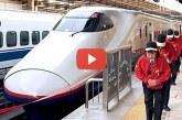 Ha nem látod el sem hiszed – 7 perc alatt kitakarítanak egy egész vonatot! – Videó