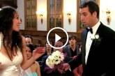 Ez elképesztő! A menyasszony az esküvőjén szeretett bele egy idegen férfiba! – Videó