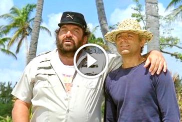 Nézd meg a legjobb válogatást Bud Spencer és Terence Hill filmjeiből! – Videó