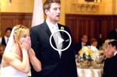 Egy szokványos esküvőnek indult, de ami ezután történt az egészen elképesztő! – Videó