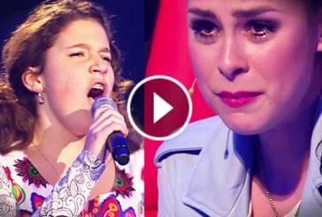Ez a 13 éves kislány Németország legújabb sztárja! – Videó