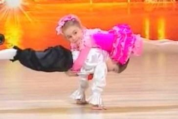 Még csak 7 évesek, de ha meglátod táncolni őket leesik az állad!