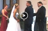 Te sem bírod ki nevetés nélkül ezt az esküvőt! – Videó