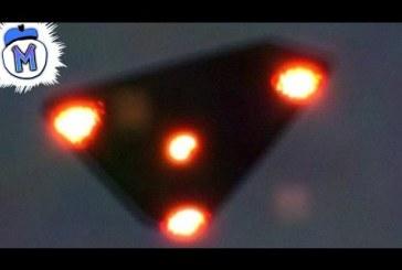 9 döbbenetes tömeges UFO megfigelés