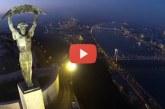Ilyen csodásnak még nem láttad Budapestet! – Videó
