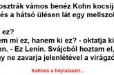 Kohn kimenekíti Lenint