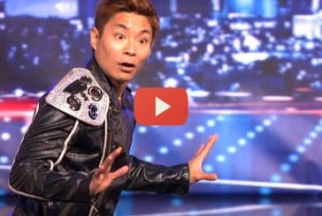 Ez a srác úgy táncol, hogy arra nincsenek szavak! – Videó