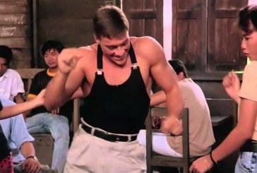 Már Jean Claude van Damme is Kis Grófóra ropja! – Videó