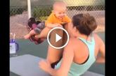 Nincs idő edzeni baba mellett? Akkor ezt nézd meg!