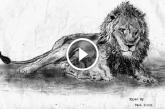 Először azt hiszed, hogy egy kézzel rajzolt rajz, de mikor meglátod hogyan készült leesik az állad!