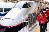 így lesz tiszta a japán vonat 7 perc alatt – Szájtátva néztem a videót