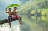 Elbűvölő fotósorozat a gyerekkor önfeledt pillanatairól