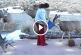 így kell a szarvasokat kézből etetésre szoktani nagyon kedves videó