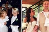 A szerelem örök: Párok, akik újrafotózták gyerekkori közös képeiket