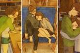 Rajzok, melyekből megérted, mi is a szerelem (by Puuung)