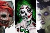 26 elképesztő horrorsmink Halloween-ra