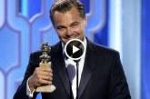 Leonardo DiCaprio beszéde az Oscar gálán